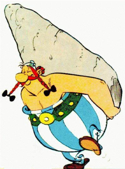 asterix und obelisk