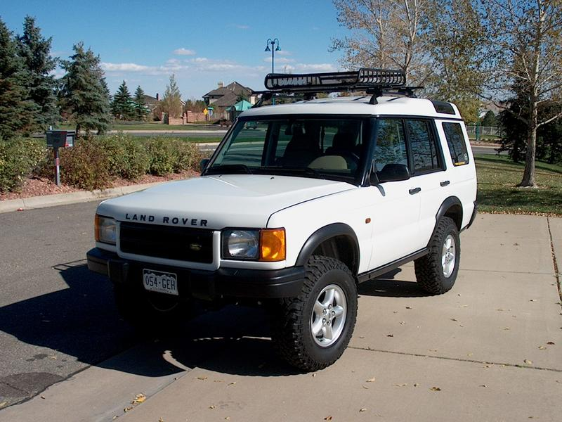 For Sale 2001 Land Rover Discovery Ii Sd Features
