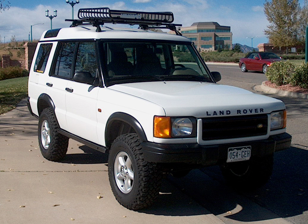for sale 2001 land rover discovery ii sd. Black Bedroom Furniture Sets. Home Design Ideas