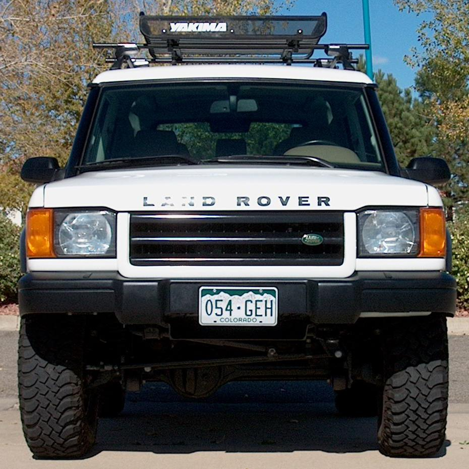 FOR SALE: 2001 Land Rover Discovery II SD